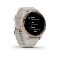 Garmin venu beige/rose gold
